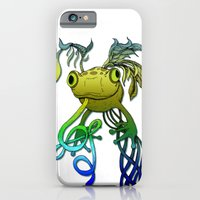 Psychoactive Frog iPhone 6 Slim Case