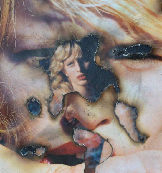 Born Under Punches Art Print