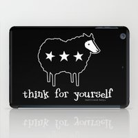 Think For Yourself iPad Case