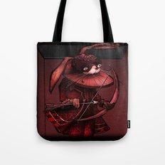 My Bunny Valentine. Tote Bag
