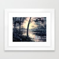 Morning Framed Art Print
