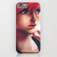 iPhone & iPod Case featuring Vanille painting by Peach Momoko