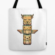 The Legends Tote Bag