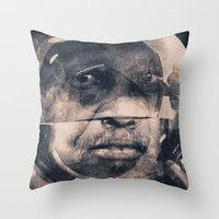 The Manner Of Speaking; … Throw Pillow