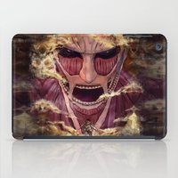 Colossal Titan iPad Case