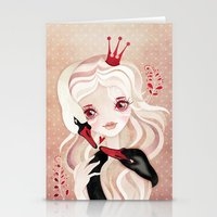Swan Princess Stationery Cards