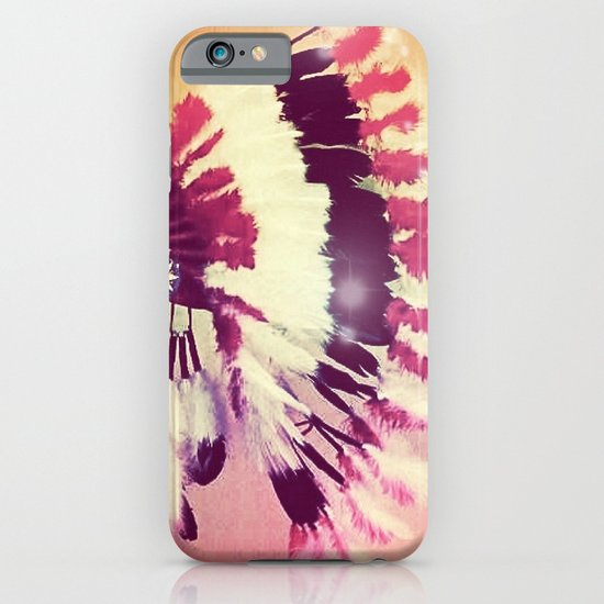 Native American dream iPhone & iPod Case