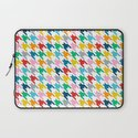 Puppytooth Laptop Sleeve