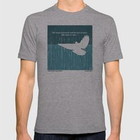 No011 My Blade Runner Mi… Mens Fitted Tee Athletic Grey SMALL
