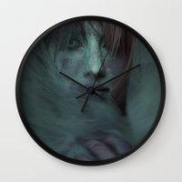 I For One Hope The Plagu… Wall Clock