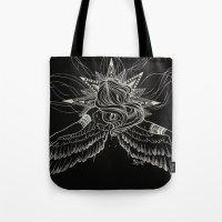 Breath of Dawn Tote Bag