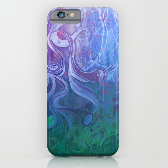 Electric Dreams II iPhone & iPod Case