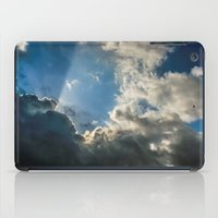 Let Your Name Be Sanctified iPad Case