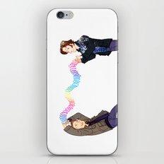 We Earned It iPhone & iPod Skin