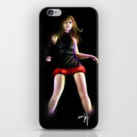 Live For Dance iPhone & iPod Skin