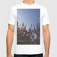 Ever Growing Mens Fitted Tee White SMALL