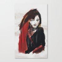 Idyll Canvas Print