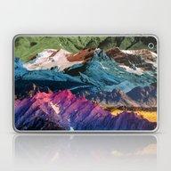 Dream Nature MOUNTAINS Laptop & iPad Skin