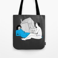 HALLUCIN OASIS Tote Bag