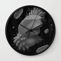 Fragments I Wall Clock