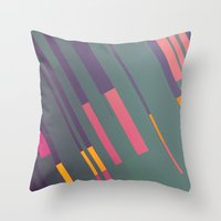Canopus Mother of Pearl Throw Pillow