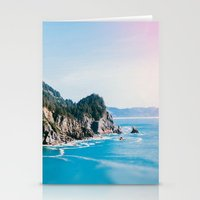 Cape Falcon Stationery Cards