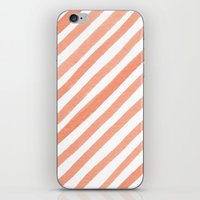 Tan Lines iPhone & iPod Skin