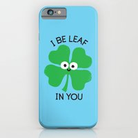 Cloverwhelming Support iPhone 6 Slim Case
