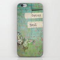 Gypsy Soul iPhone & iPod Skin