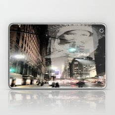 Peeking Laptop & iPad Skin