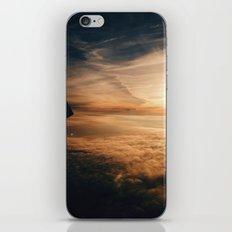 from the plane window iPhone & iPod Skin