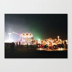 carnival of light Canvas Print