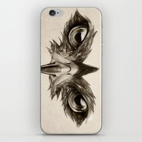 Hawk Eye Glare iPhone & iPod Skin