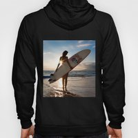 Surfer Girl Hoody