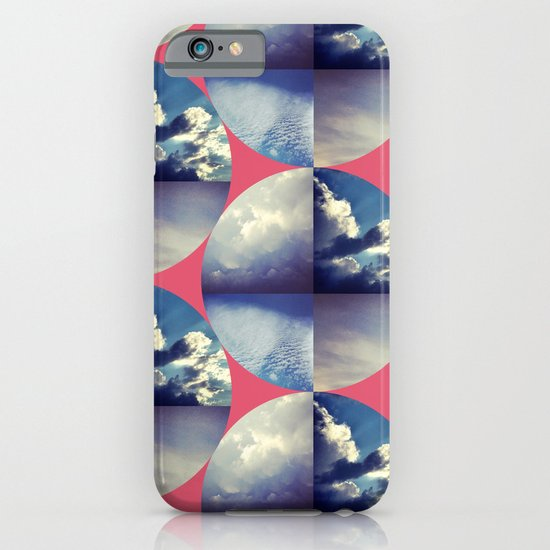 Patchy Sky iPhone & iPod Case