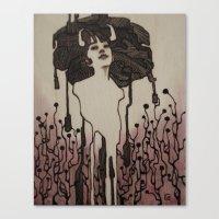 #28 - Meadow 2 Canvas Print