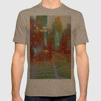 All The Streets Have You… Mens Fitted Tee Tri-Coffee SMALL