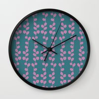 Twigs Wall Clock