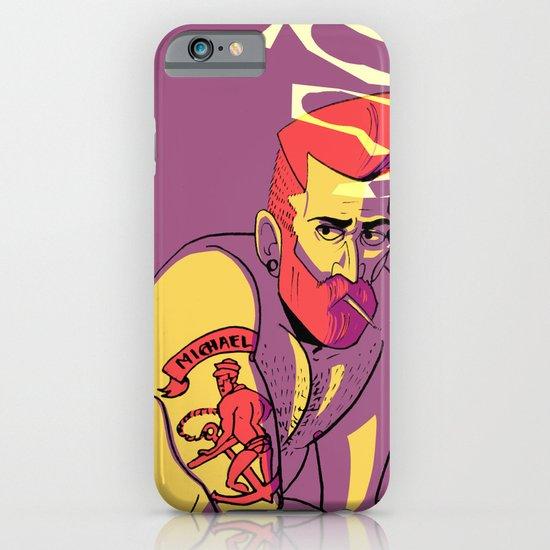 MICHAEL iPhone & iPod Case