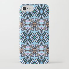 Creole Woman in Mint iPhone 7 Slim Case