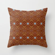 Etchings Throw Pillow