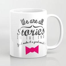 stories-doctor who Mug