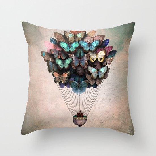 Dream On Throw Pillow