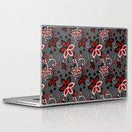 Floral Endeavors Laptop & iPad Skin