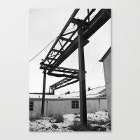 Zig Zag Canvas Print