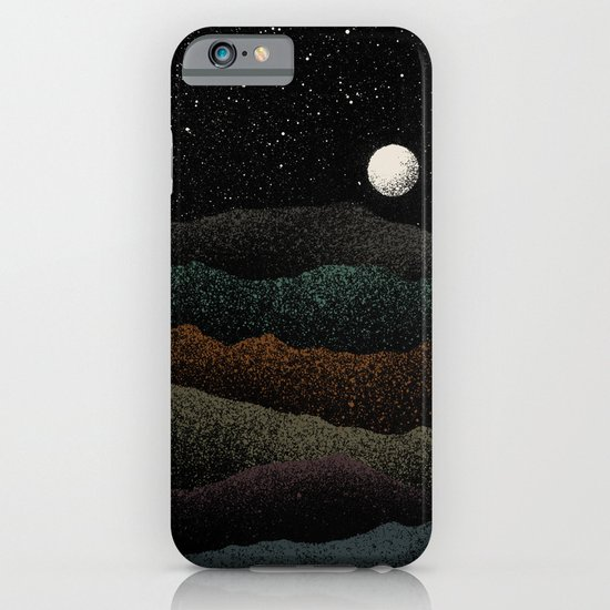 Mountains Beyond Mountains iPhone & iPod Case