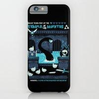 Templo de los Muertos iPhone 6 Slim Case