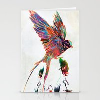 Aurical Stationery Cards