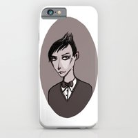 iPhone & iPod Case featuring Oswald Cobblepot by Kevin Van Gysel