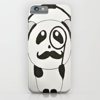 Professor Panda iPhone 6 Slim Case